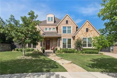 Lewisville Single Family Home Active Option Contract: 1232 Lambeth Lane