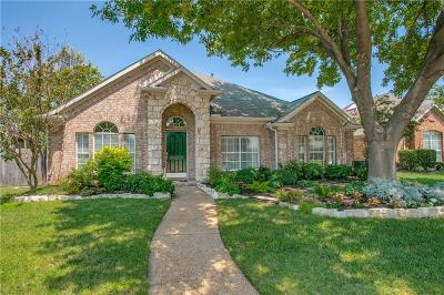 Plano TX Single Family Home For Sale: $328,500