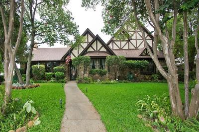 Plano Single Family Home For Sale: 3301 Robin Road