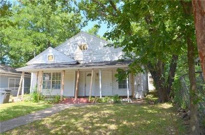 Dallas Residential Lots & Land For Sale: 424 N Denver Street