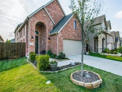 McKinney Single Family Home For Sale: 1416 Lauren Creek Lane