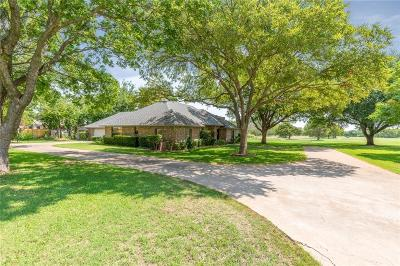 Haslet Single Family Home Active Kick Out: 13660 Willow Springs Road