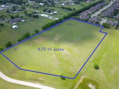 Prosper Residential Lots & Land For Sale: 8515 Country Creek Lane