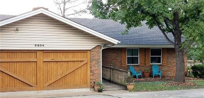Flower Mound Single Family Home For Sale: 6804 Ferndale Drive