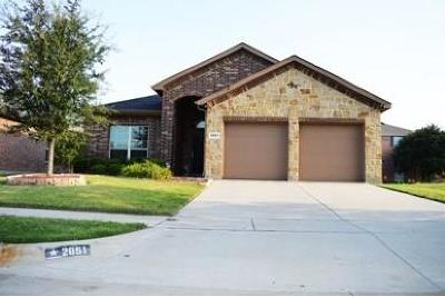 Grand Prairie Single Family Home For Sale: 2851 Becki Drive