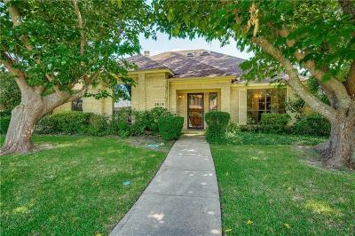 Garland Single Family Home For Sale: 2618 Meadowridge Drive