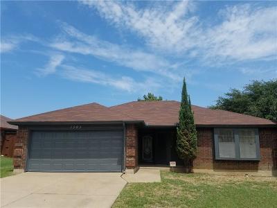 Arlington Single Family Home For Sale: 1505 Sayles Avenue