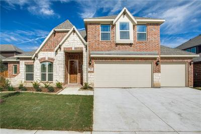 Fort Worth TX Single Family Home For Sale: $369,990