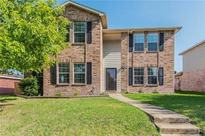 Wylie Single Family Home For Sale: 1411 Leeward Lane