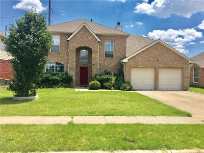 Plano Single Family Home For Sale: 6040 Bertrand Drive