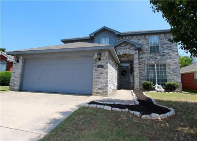 Fort Worth Residential Lease For Lease: 8609 Fountainview Terrace
