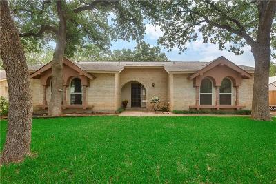 Bedford Single Family Home For Sale: 3012 White Oak Lane