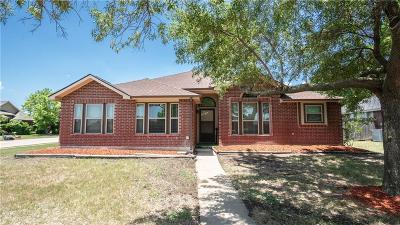 Wylie Single Family Home For Sale: 101 N Carriage House Way