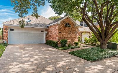 Irving Single Family Home For Sale: 9121 Cumberland Drive