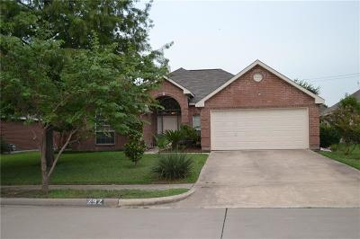 Rockwall Single Family Home For Sale: 292 Beech Drive