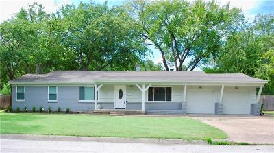 Richland Hills Single Family Home For Sale: 3533 Granada Drive