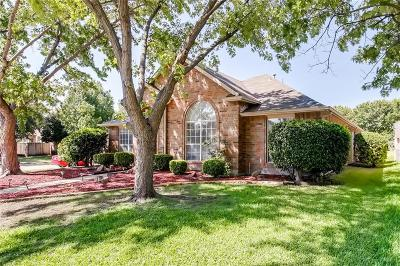 Frisco Single Family Home For Sale: 6201 Montgomery Drive