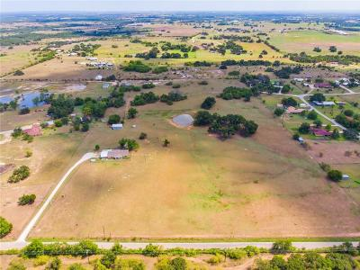 Stephenville Single Family Home Active Option Contract: 2864 County Road 176