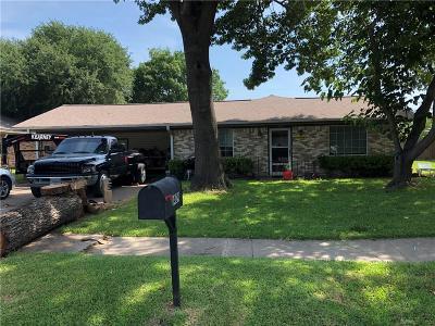 Kaufman Single Family Home For Sale: 1409 Main Street