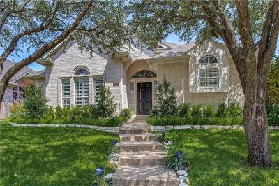 Fort Worth Single Family Home For Sale: 7117 Deer Hollow Drive