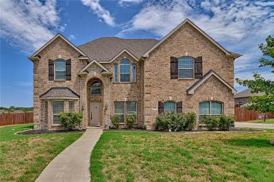 Midlothian Single Family Home For Sale: 1860 Chuckwagon Drive