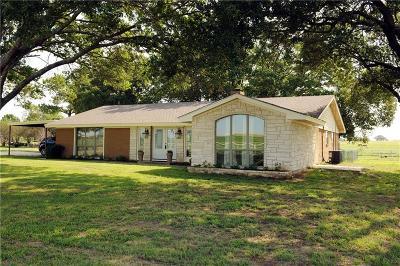 Boyd Single Family Home For Sale: 1202 Ross Lane