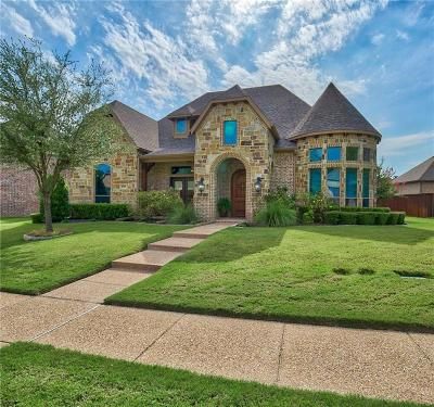 Rockwall Single Family Home For Sale: 4789 Secret Cove