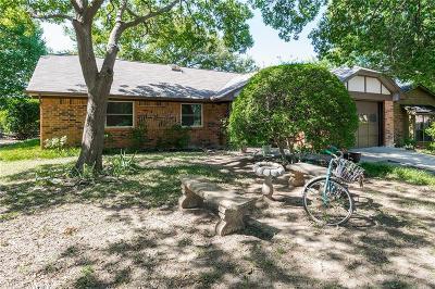 McKinney Single Family Home Active Option Contract: 1205 Lock Ridge