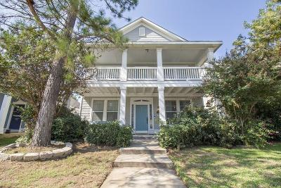 Providence Village Single Family Home For Sale: 9829 Walnut Hill Drive