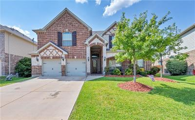 Fort Worth Single Family Home For Sale: 11837 Balta Drive