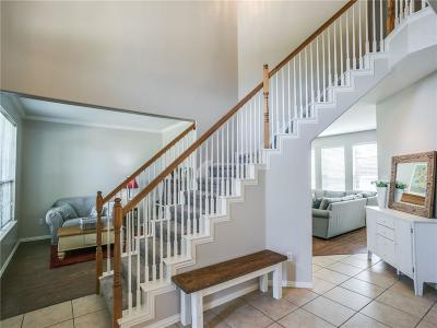 Frisco Single Family Home Active Kick Out: 1617 Kingfisher Lane