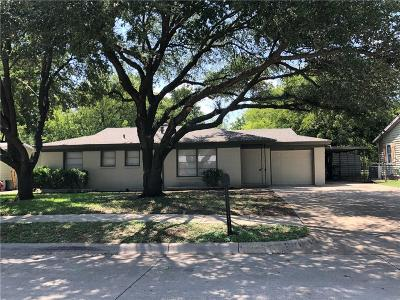 Benbrook Single Family Home For Sale: 1026 Warden Street
