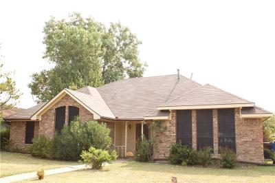 Wylie Single Family Home For Sale: 114 Liberty Drive