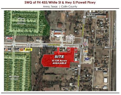 Anna Residential Lots & Land For Sale: 317 W White Street