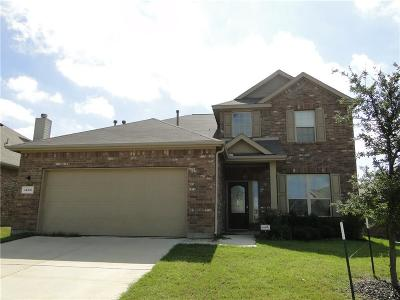 Fort Worth Single Family Home For Sale: 14316 Mariposa Lily Lane