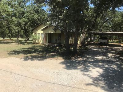 Jacksboro Single Family Home For Sale: 1340 Eason Road