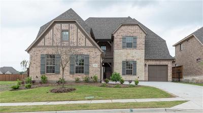 Prosper Single Family Home For Sale: 2751 Langley Way