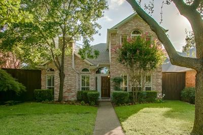 Addison Single Family Home For Sale: 14775 Chancey Street