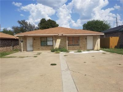 Fort Worth Multi Family Home For Sale: 2924 Chestnut Avenue