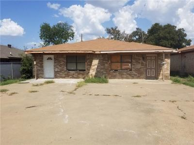 Fort Worth Multi Family Home For Sale: 2928 Chestnut Avenue