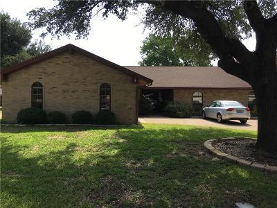 Fort Worth Single Family Home For Sale: 5013 Cordova Avenue