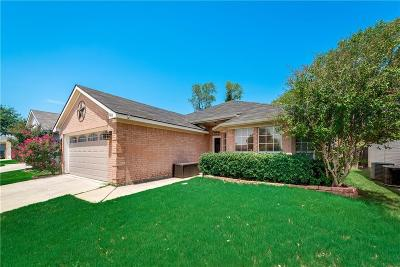 Fort Worth Single Family Home For Sale: 8633 Fountainview Terrace