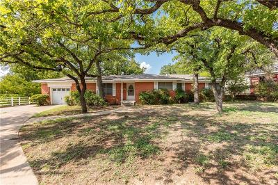 Mineral Wells Single Family Home Active Option Contract: 301 20th Street
