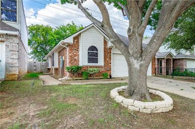 Lewisville Single Family Home For Sale: 1387 Mimosa Lane