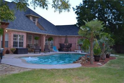 Ennis Single Family Home For Sale: 1252 Orchard Lane
