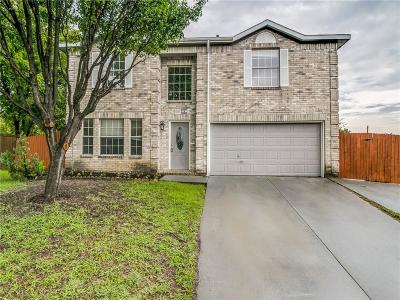 Rowlett Single Family Home For Sale: 7801 Dockside Drive