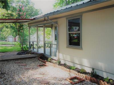 Weatherford Single Family Home For Sale: 312 N Dubellette
