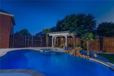Plano Single Family Home Active Contingent: 3617 Carver Court Lane