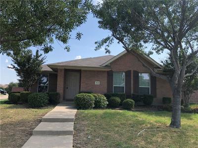 Frisco Single Family Home For Sale: 4199 Cherry Ridge Drive