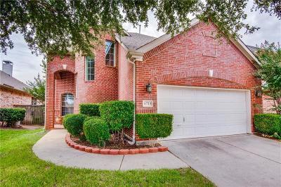 McKinney Single Family Home For Sale: 6713 Mason Drive